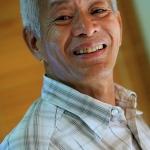 Don Hasman. Foto oleh: Kristupa Saragih
